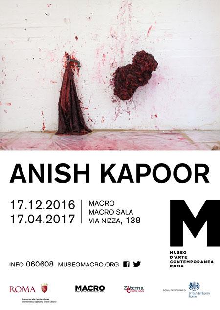 Anish kapoor museo d arte contemporanea roma 2016 for Anish kapoor roma